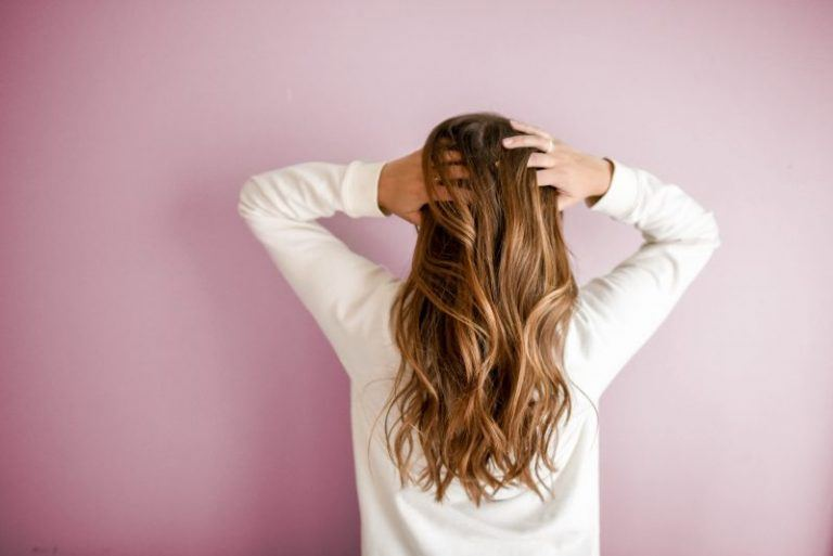 Haircare Routine Oily Scalp Dry Ends